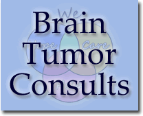 Brain Tumor Consults: Your connection to the best experts across the world