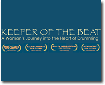Keeper of the Beat - A Woman's Journey into the Heart of Drumming